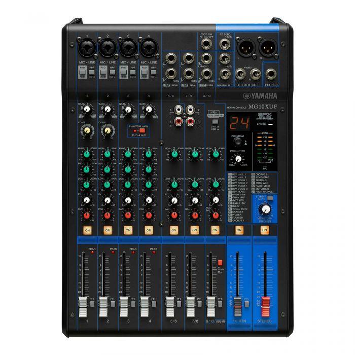 Yamaha MG10XUF 10-Channel USB Mixer