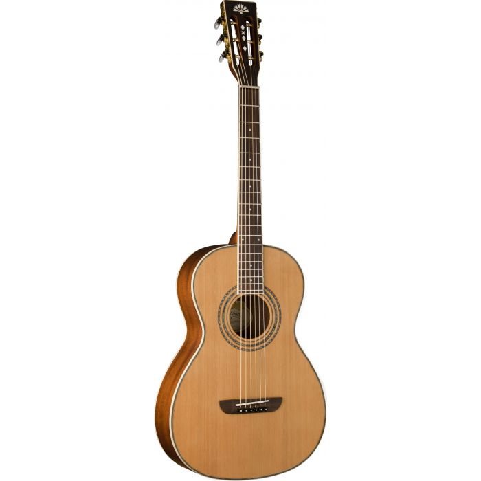 Washburn WP11SNS Parlour Acoustic Guitar