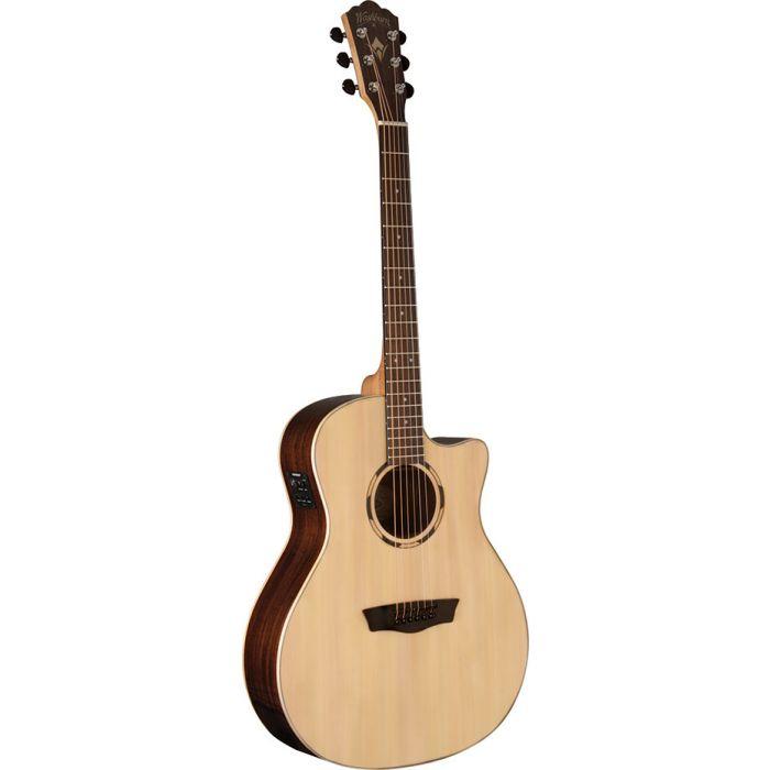 Washburn WLO20SCE Orchestra Cutaway Electro-Acoustic Guitar