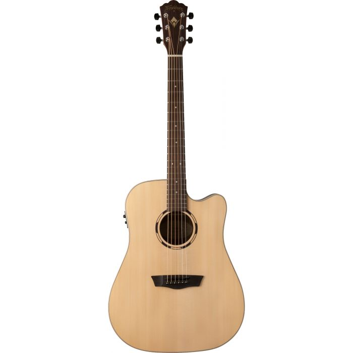 Washburn WLD20SCE Dreadnought Cutaway Electro-Acoustic Guitar