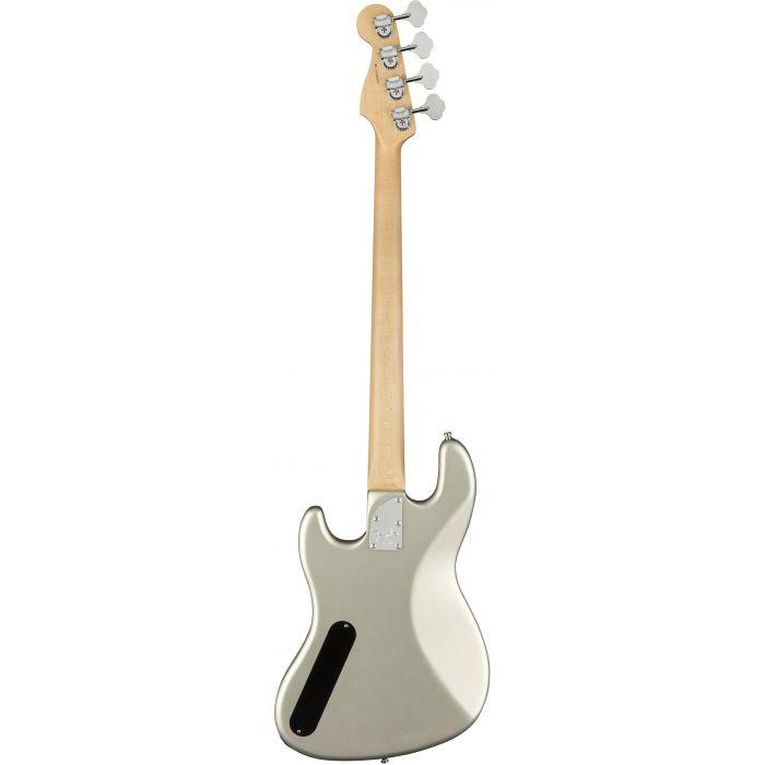 Fender Flea Jazz Bass Active MN Satin Inca Silver