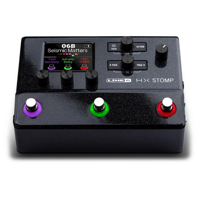 Line 6 HX Stomp Multi FX Pedal