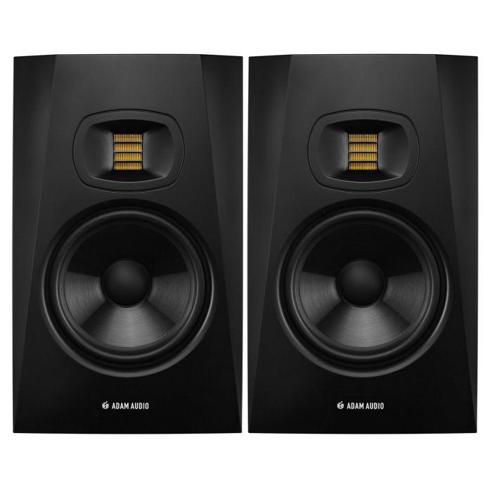 Pair of Adam T7V Studio Monitors