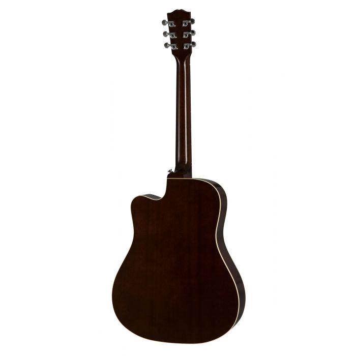 Gibson Hummingbird Mahogany Avant Garde Light Cherry Burst 2019 Back