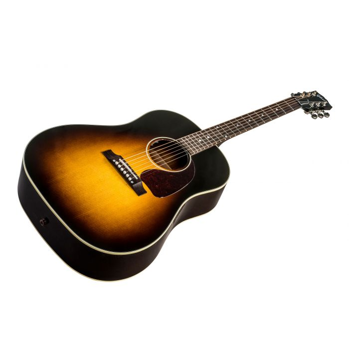 Gibson J-45 Standard 2019 Vintage Sunburst 2019 Super Angle