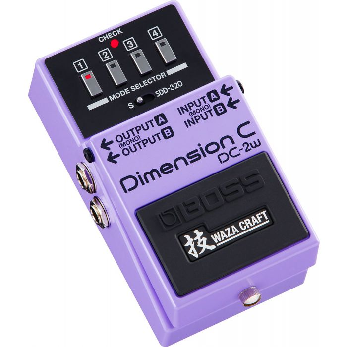 Boss DC-2W Dimension C Waza Craft Angle