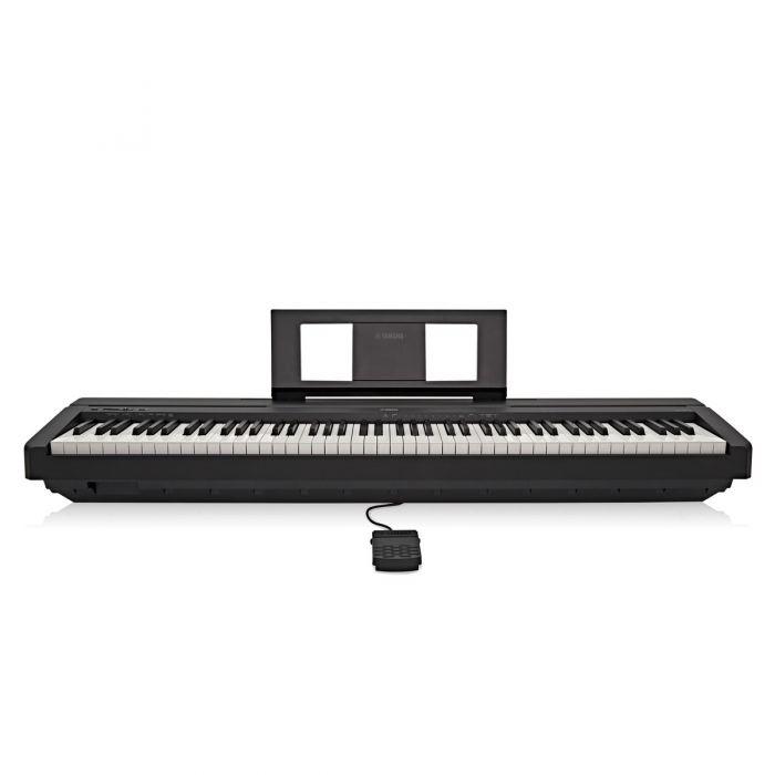 Yamaha P45 Digital Piano Keyboard Front