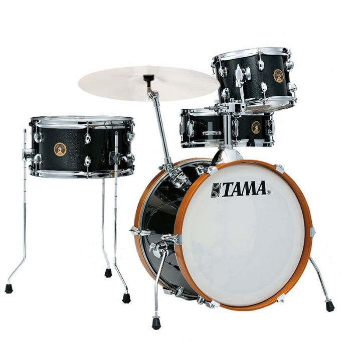Tama Club Jam Charcoal Mist Shell Pack