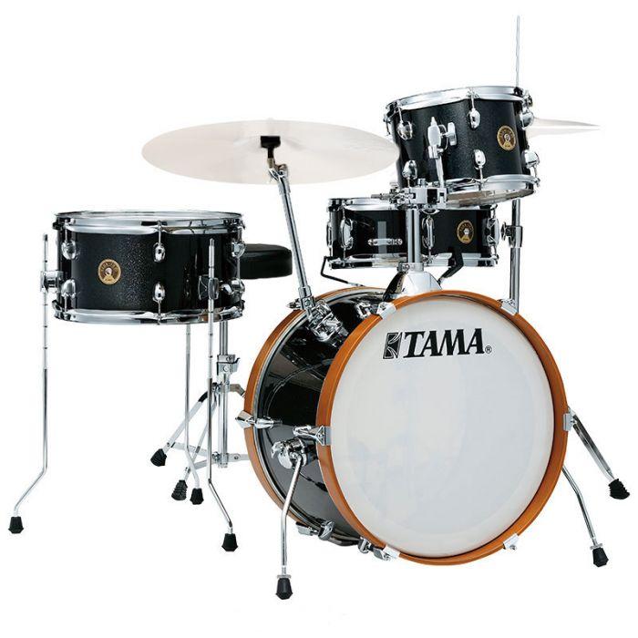 Tama Club Jam Charcoal Mist Drum Kit with Hardware
