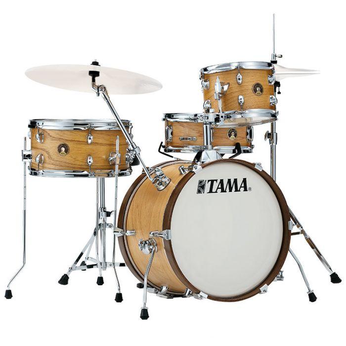 Tama Club Jam Satin Blonde Drum Kit with Hardware