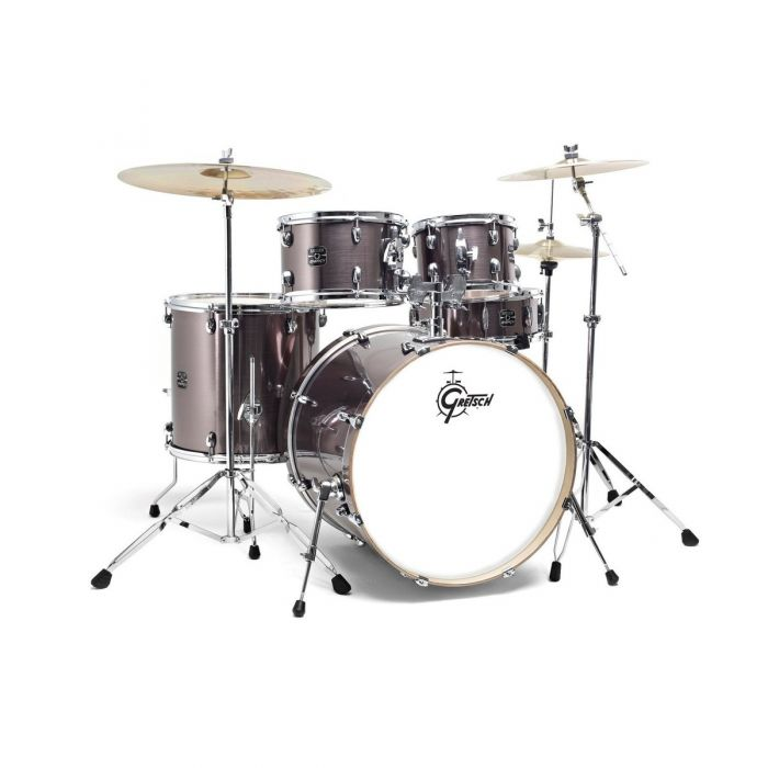 Gretsch Energy Grey Steel Drum Kit