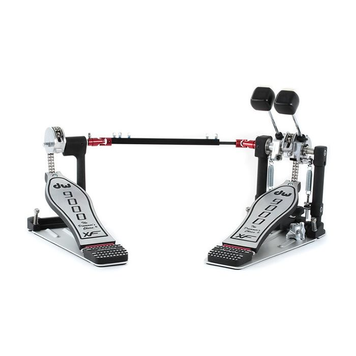 DW 9002 XF Extended Footplate Double Bass Drum Pedal