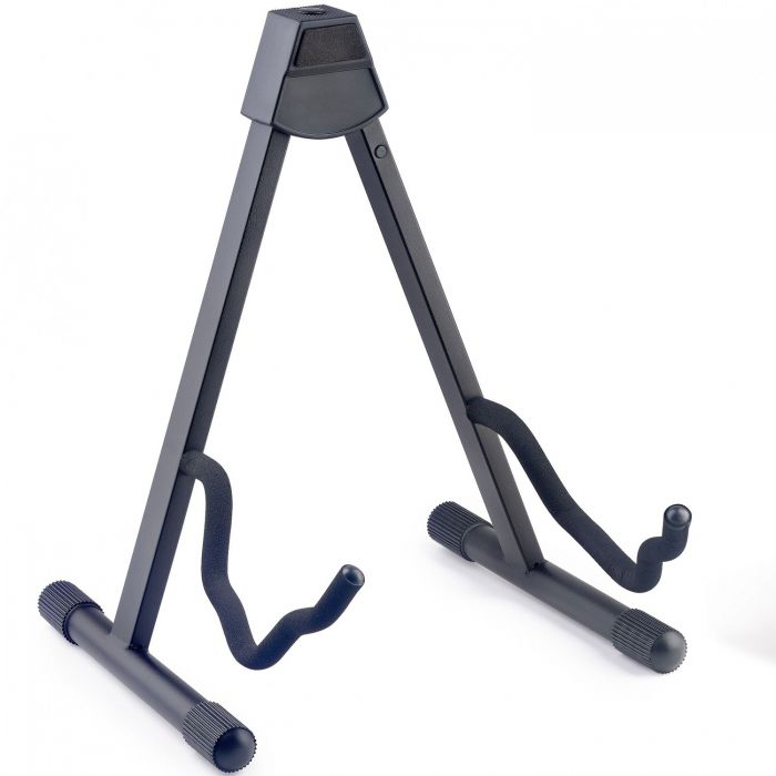 TOURTECH Foldable A-Frame Guitar Stand