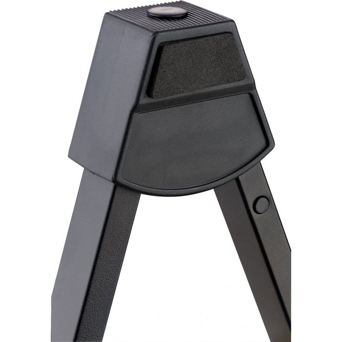 TOURTECH Foldable A-Frame Guitar Stand Finish Protecting Foam