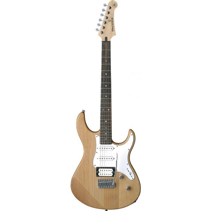 Yamaha Pacifica 112V Yellow Natural Satin Beginner Guitar
