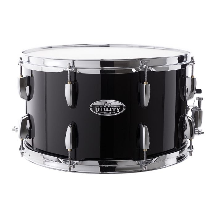 """Pearl Modern Utility Maple 14x8"""" Black Ice Snare Drum"""