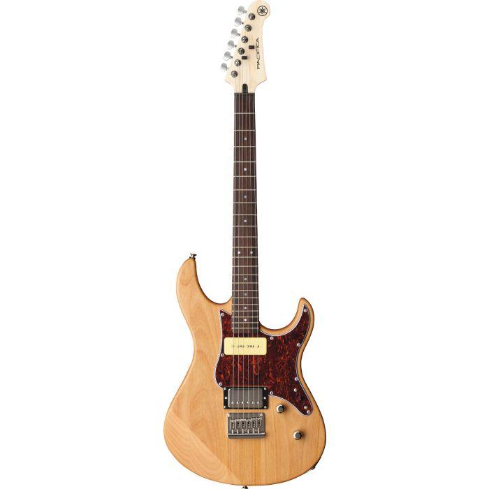 Yamaha Pacifica 311H Electric Guitar in Yellow Natural Satin