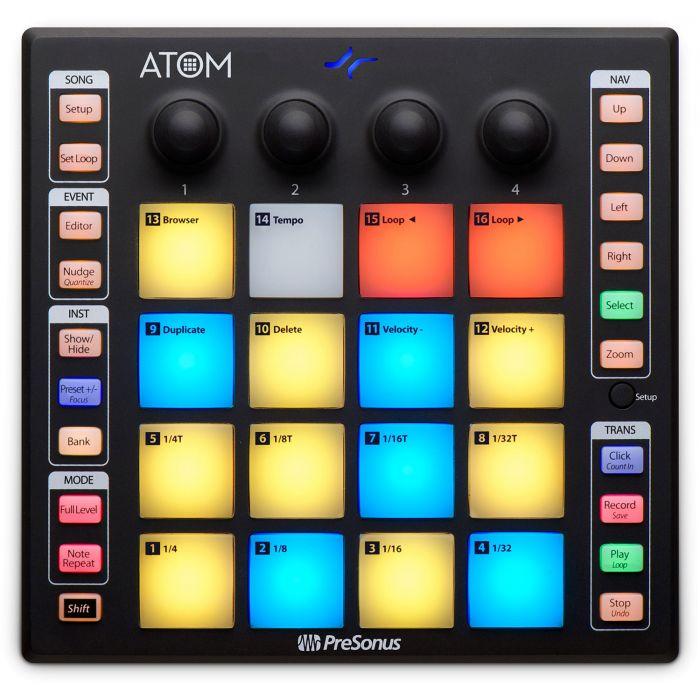 PreSonus ATOM USB Pad Controller