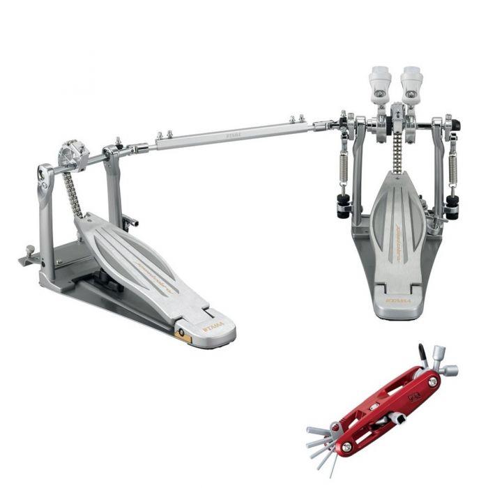 Tama Speed Cobra Twin Pedal and TMT9R Mutlitool