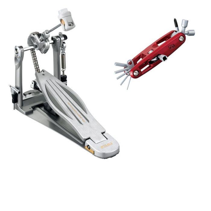 Tama Speed Cobra 910 Pedal and TMT9R Multitool