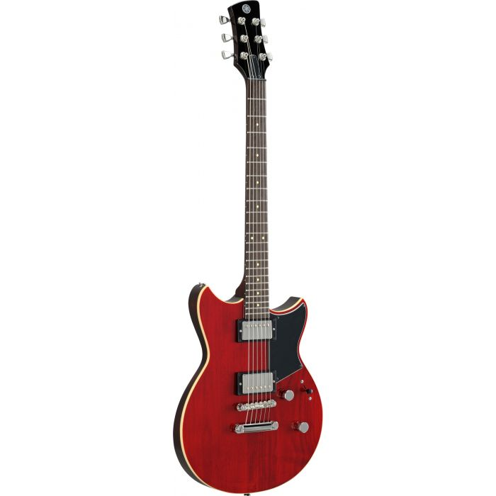 Yamaha Revstar RS420 Electric Guitar in Fired Red