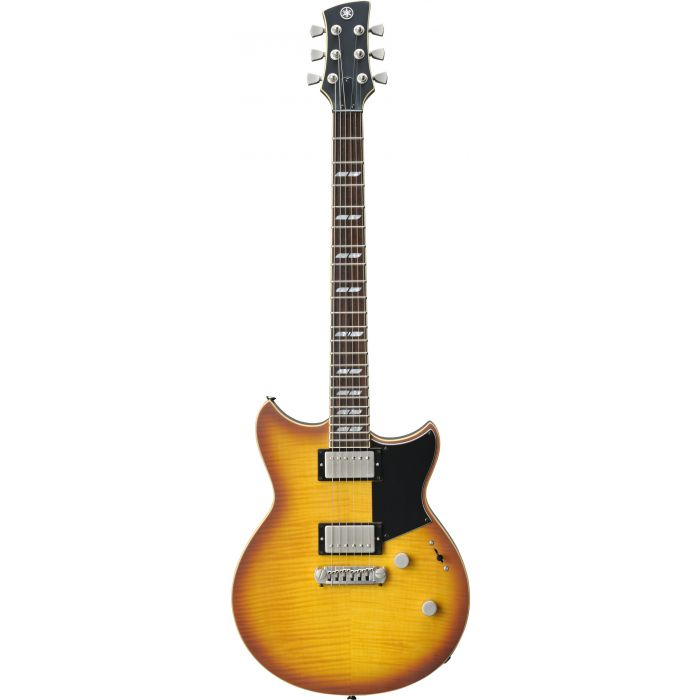 Yamaha Revstar RS620 Electric Guitar in Brick Burst