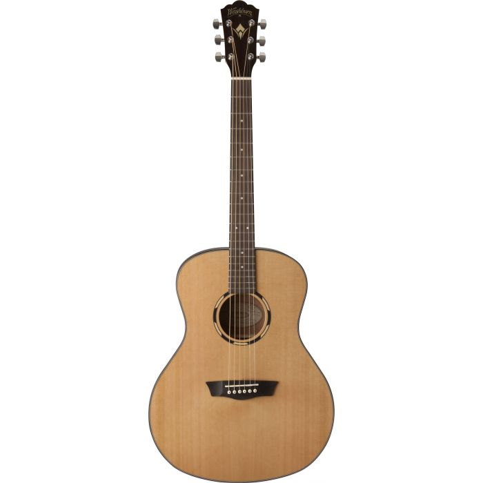 Washburn Woodline O11S Orchestra Acoustic Guitar Front