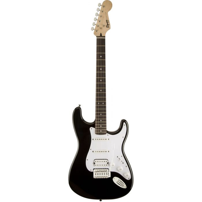 Squier Bullet Stratocaster Trem HSS Black front