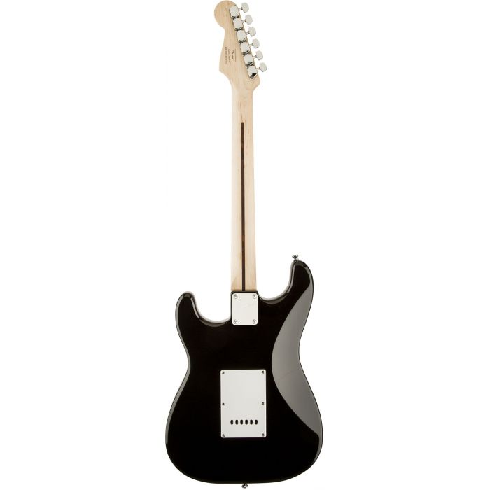 Squier Bullet Stratocaster Trem HSS Black rear
