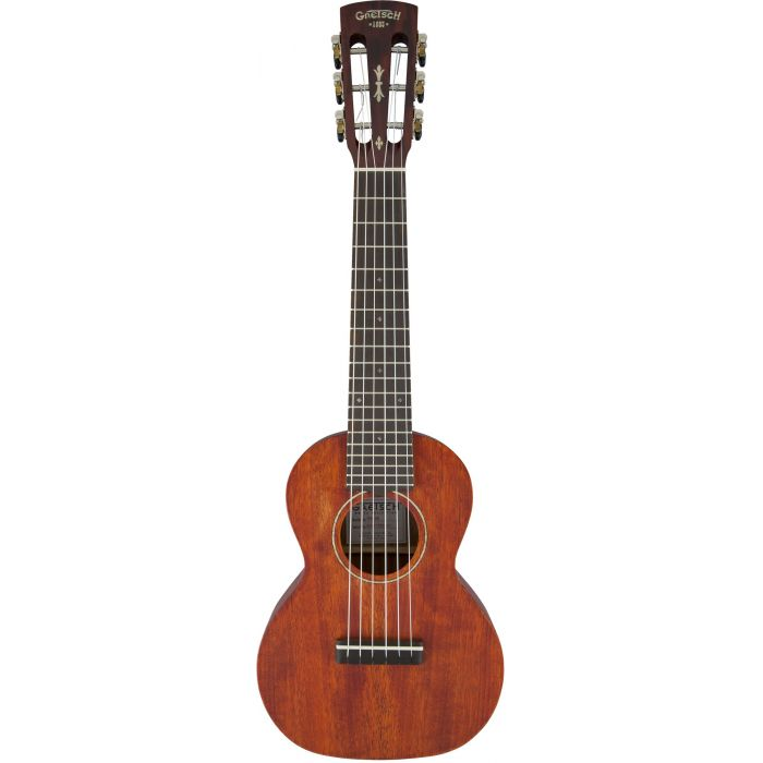 Grestch G9126 Guitar-Ukulele Honey Mahogany Stain front