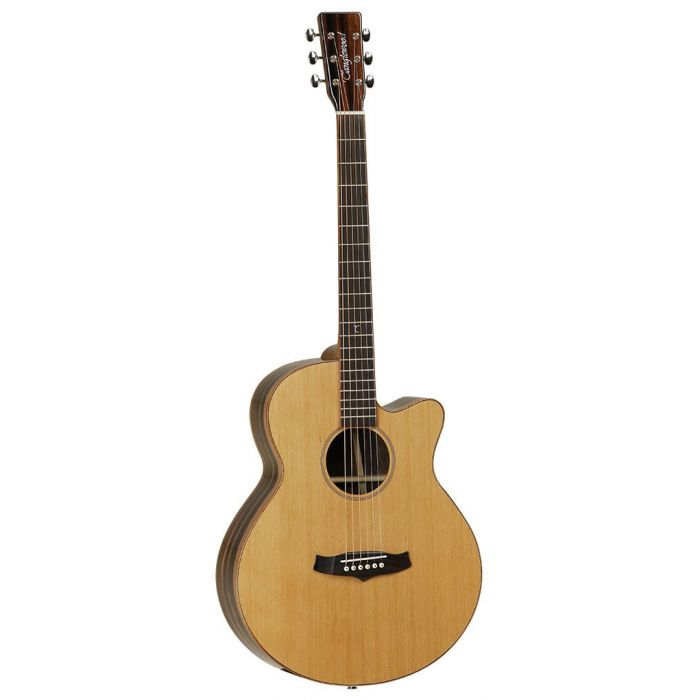 Tanglewood Java TWJSFCE Electro Acoustic Guitar Natural front