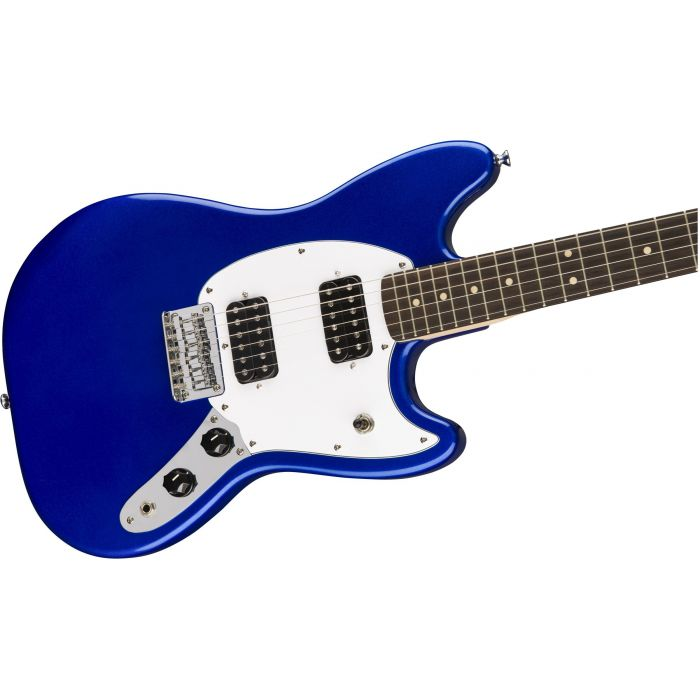 Squier Bullet Mustang HH Imperial Blue Body