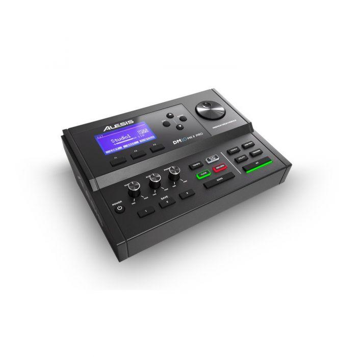 Alesis DM10 MKII Pro Electronic Drum Kit Moduile Side View