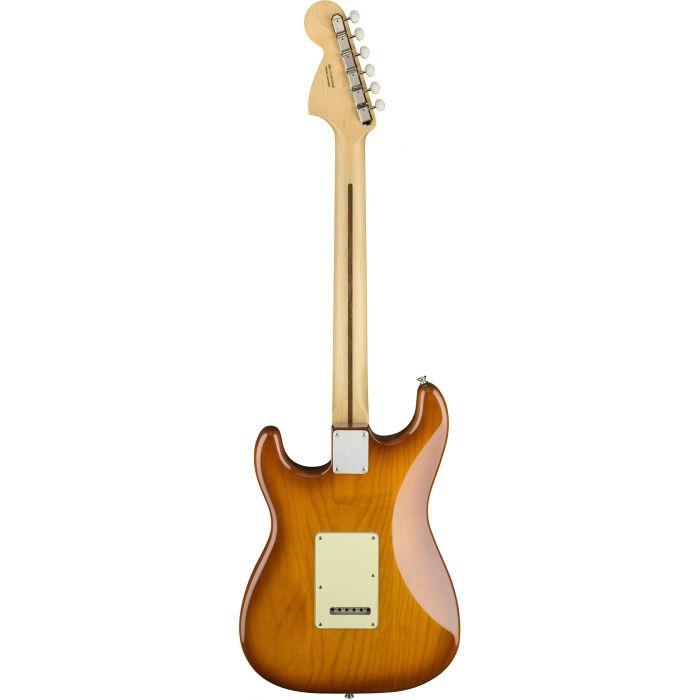 Fender American Performer Stratocaster RW Honey Burst Back
