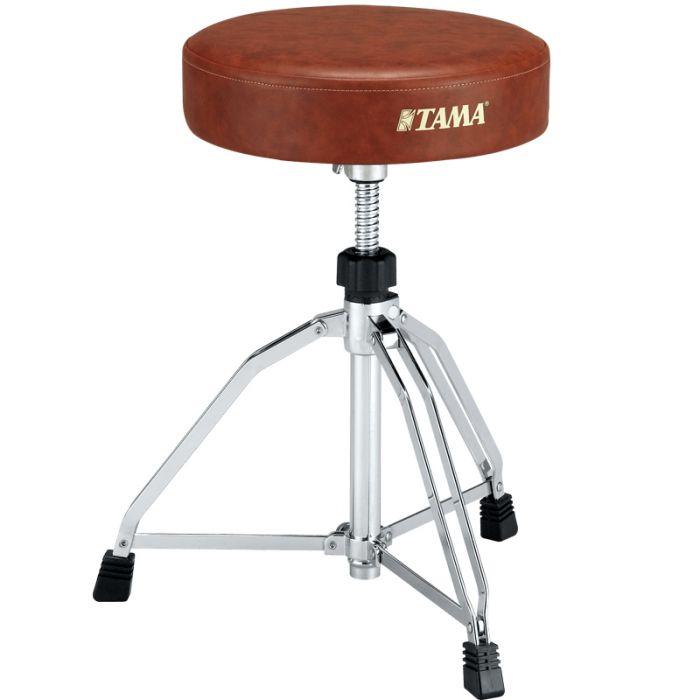 Tama Roadpro Drum Throne Dark Brown - HT65WNBR