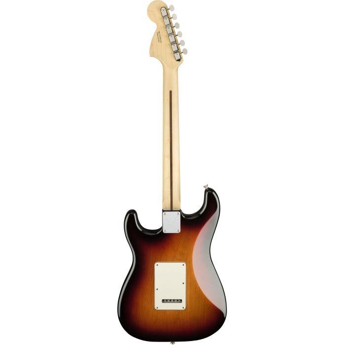 Fender American Performer Stratocaster HSS RW 3-Colour Sunburst Back