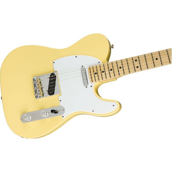 Fender American Performer Telecaster MN Vintage White Body