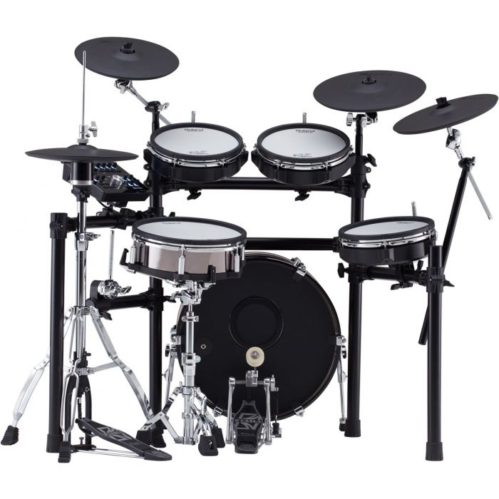 Roland TD25KVX Electronic Drum Kit Drummer View