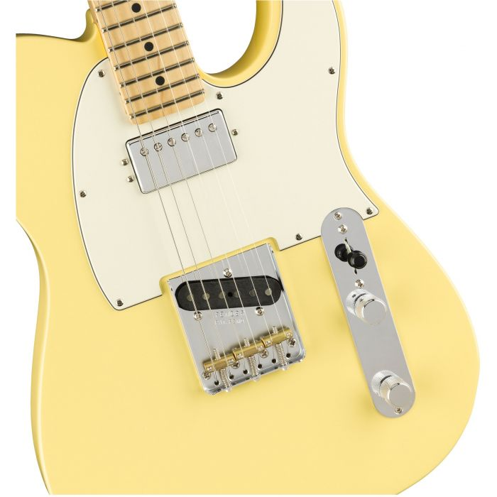 Fender American Performer Telecaster Hum MN Vintage White Hardware and Electronics