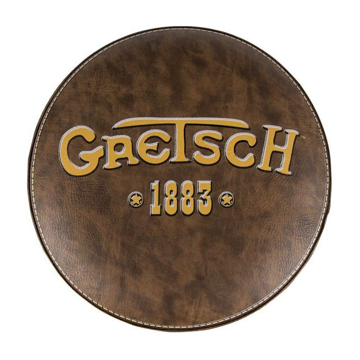 Gretsch Since 1883 Barstool 24 Inch Top View