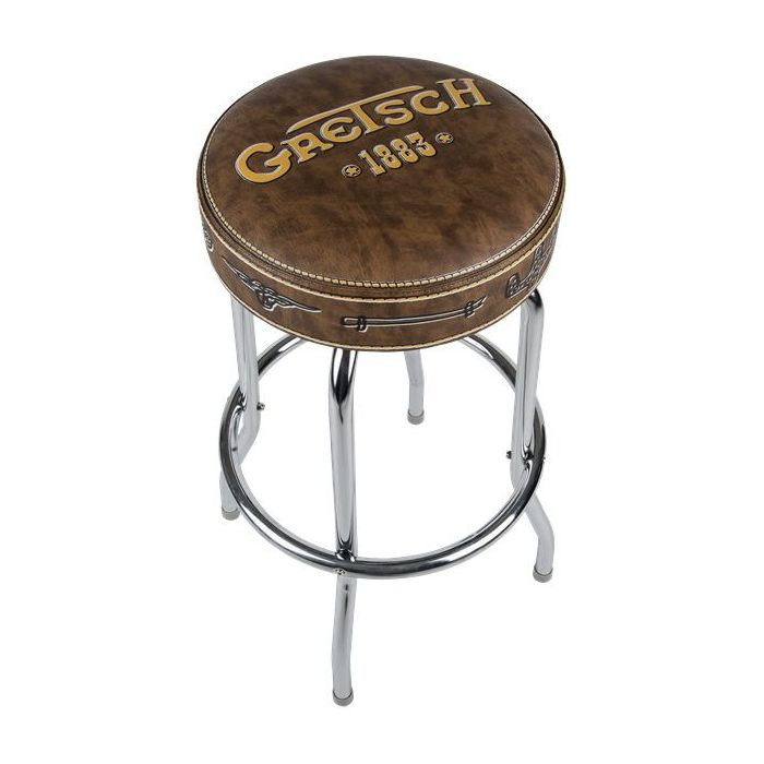 Gretsch Since 1883 Barstool 24 Inch Angle