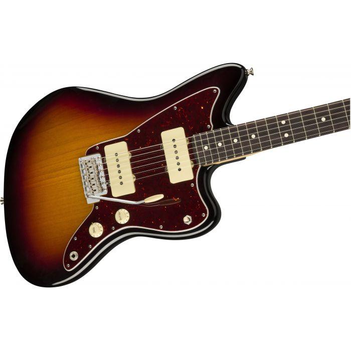 Fender American Performer Jazzmaster 3-Colour Sunburst Body