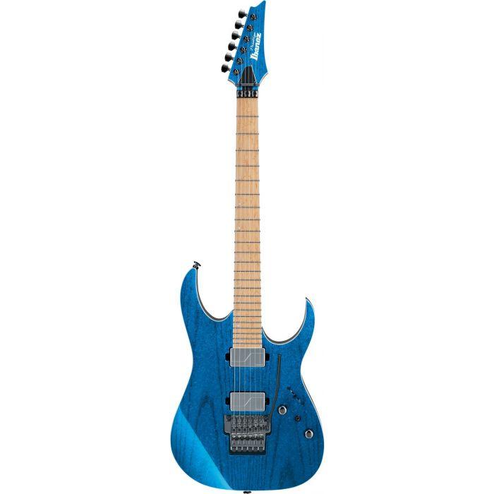 Ibanez RG5120M Electric Guitar Frozen Ocean front