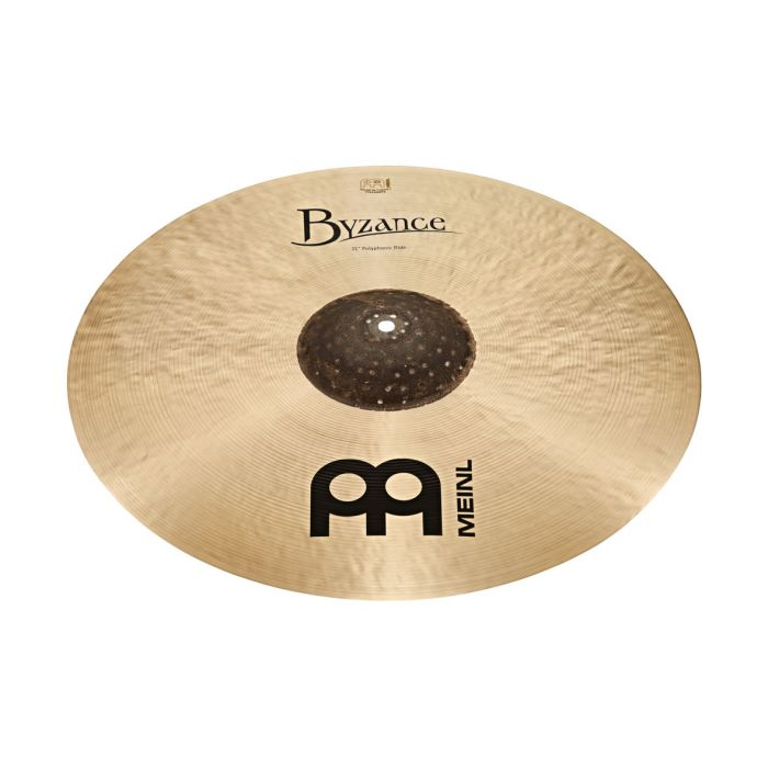 """Meinl Byzance Tradition 21"""" Polyphonic Ride Cymbal"""