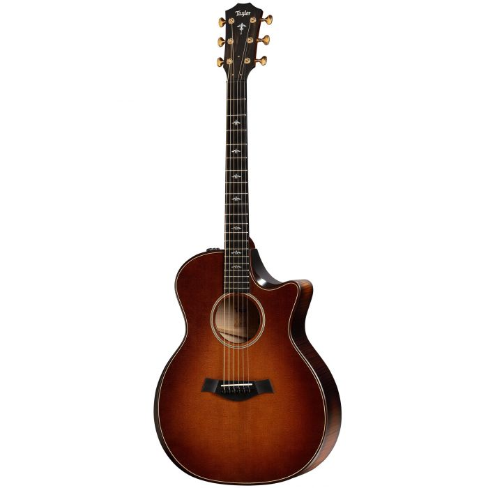 Taylor 2018 Builder's Edition 614ce Wild Honey Burst