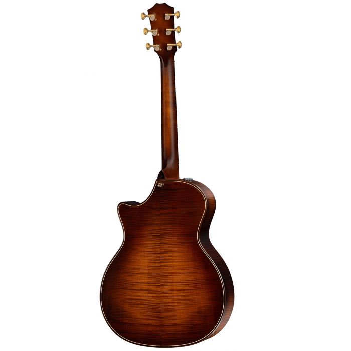 Taylor 2018 Builder's Edition 614ce Wild Honey Burst Back