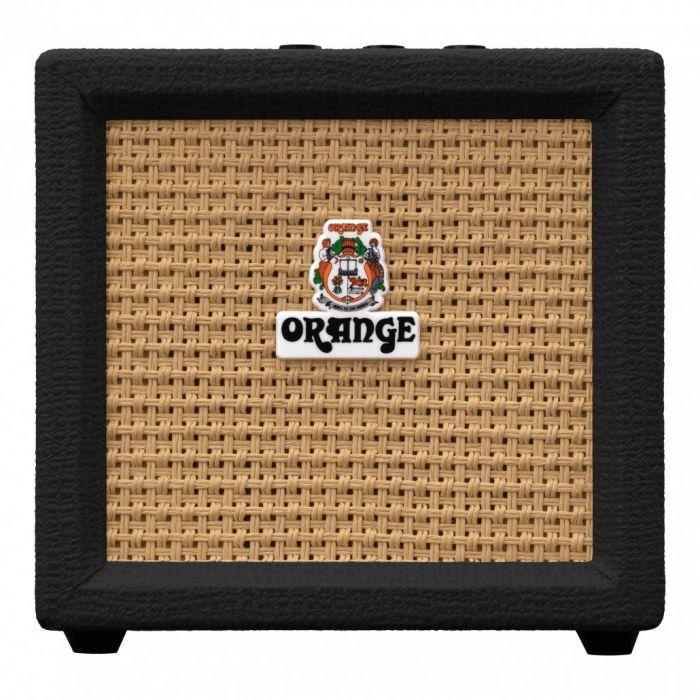Orange Crush Mini Black 3w Practice Amp front