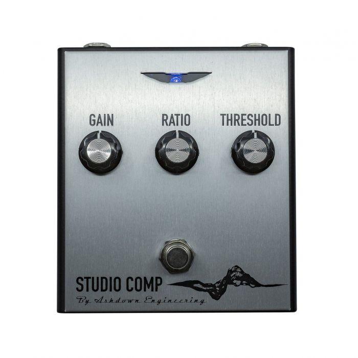 Ashdown Studio One Compressor PRO FX Pedal front