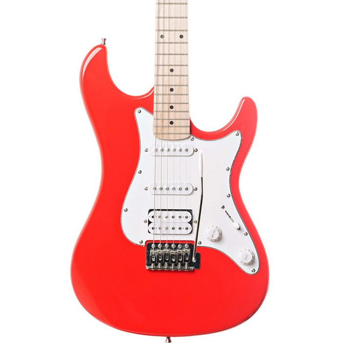 Eastcoast GS100H-RED HSS Electric Guitar Body