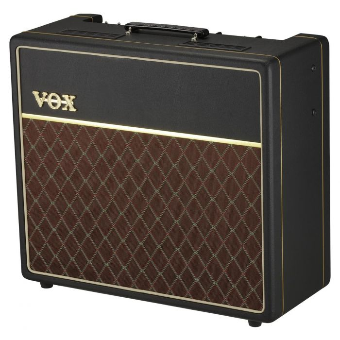 VOX AC15HW1-G12C Guitar Amplifier front angle right